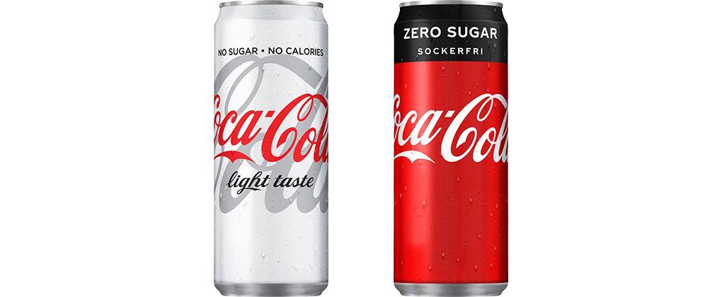cola utan koffein